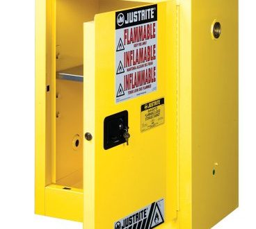 Justrite 891200 Sure Grip Ex 12 Gallon 35 H X 23 1 4 W