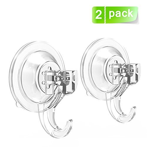 Suction Cup Hooks Quntis Powerful Superlock Shower Suction Cups 2