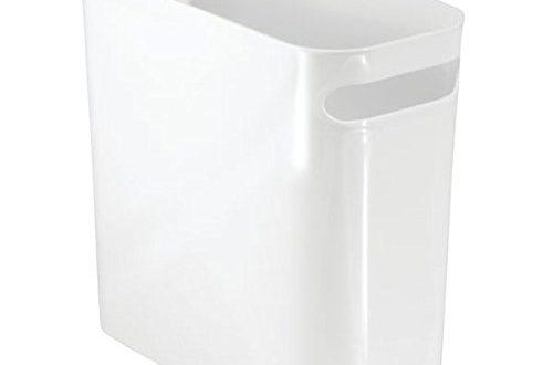 White 10 High Shatter Resistant Mdesign Slim Plastic